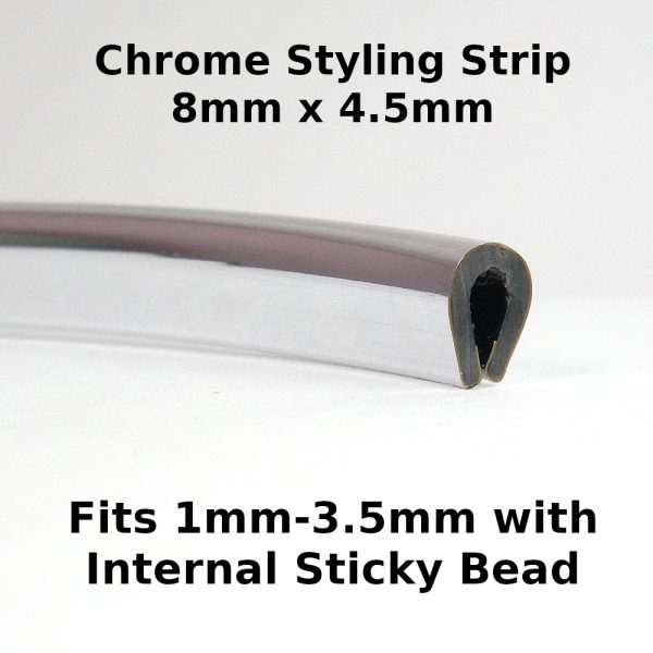 Chrome Styling Strip