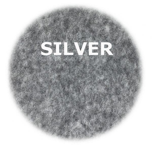 Silver Veltrim Van Lining