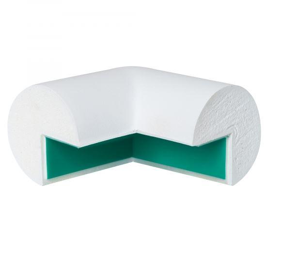 External Corner Protection - SEMI-CIRCULAR