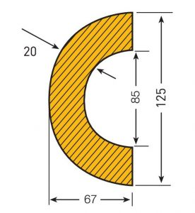 Pipe Protection - CURVATURE 85