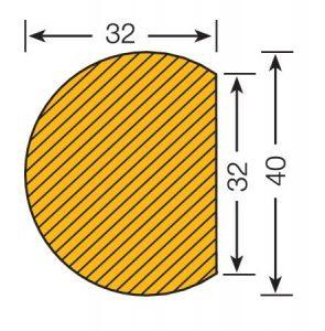 Surface Protection - SEMI-CIRCULAR