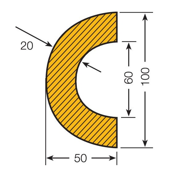 Pipe Protection - CURVATURE 60