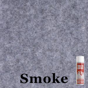 Smoke 4 way stretch van lining carpet