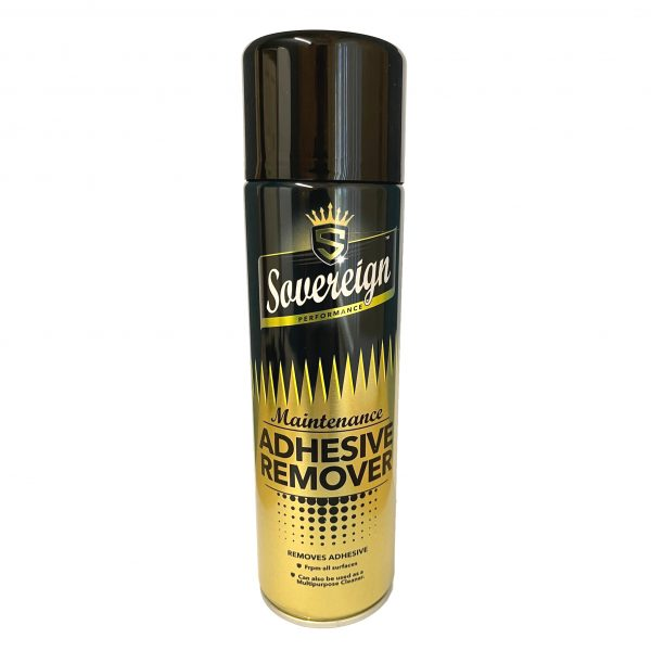 sovereign adhesive remover 500ml